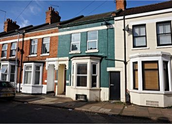 Thumbnail 4 bed terraced house to rent in Lea Road, Northampton
