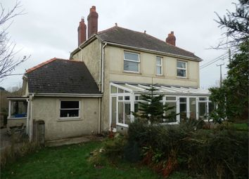 Thumbnail 4 bed detached house for sale in Gwarllyn And Llyffanog Mill, Llanarth, Ceredigion