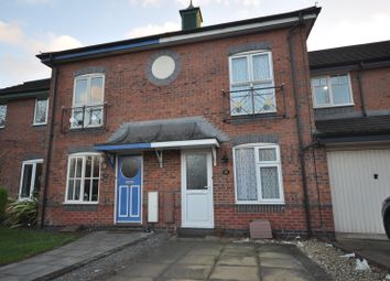 Thumbnail 2 bed terraced house to rent in Temple Close, Stretton, Burton-On-Trent