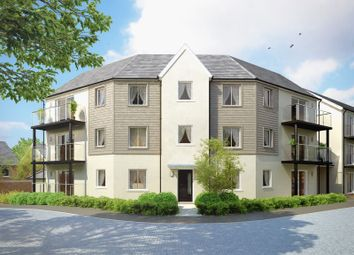 Thumbnail 1 bed flat for sale in Amesbury Road, Longhedge, Salisbury