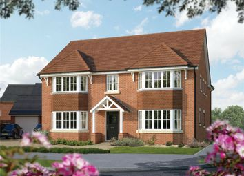 Thumbnail 5 bed detached house for sale in The Ascot, St Marys, Kings Field, Biddenham
