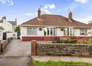 Thumbnail 2 bed semi-detached bungalow to rent in St. Michaels Road, Porthcawl