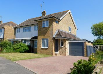 Thumbnail 3 bed semi-detached house to rent in Condor Way, Burgess Hill