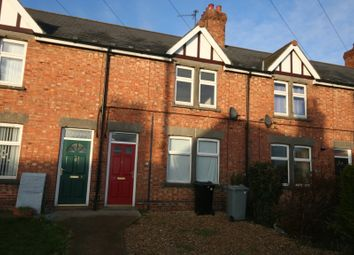 Thumbnail 3 bed terraced house to rent in Fen Road, Dowsby