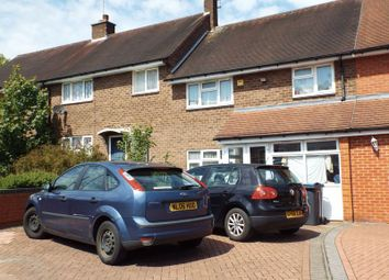 Thumbnail 3 bed terraced house to rent in Grasdene Grove, Harborne, Birmingham