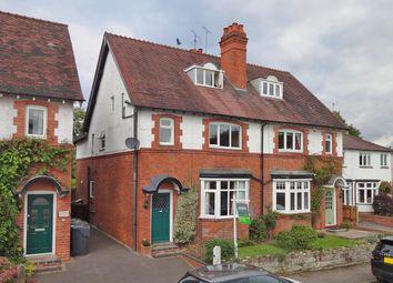 Thumbnail 4 bed semi-detached house for sale in Sandhills Lane, Barnt Green