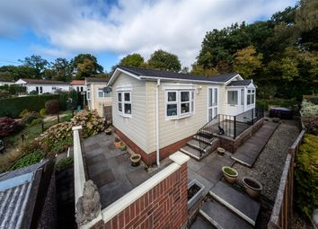 Thumbnail 2 bed mobile/park home for sale in 7 Oak Way, Caerwnon Park, Builth Wells