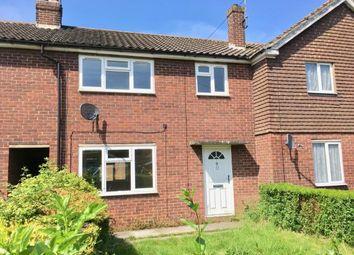 Thumbnail 3 bedroom terraced house for sale in St. Peters Road, Kineton, Warwick, Warwickshire