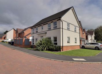 Thumbnail 4 bed detached house for sale in Colliford Drive, Yarnfield, Stone, Staffordshire