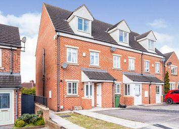 Thumbnail 3 bed end terrace house for sale in Howley Close, Gomersal, Cleckheaton, West Yorkshire