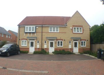 Thumbnail 2 bed terraced house to rent in Perkins Way, Beeston, Nottingham