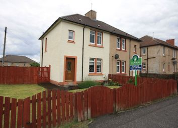 Thumbnail 2 bedroom semi-detached house for sale in Knightswood Terrace, Blantyre, Glasgow