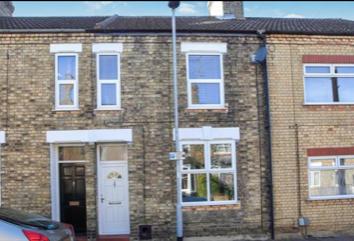 Thumbnail 2 bedroom terraced house to rent in Jubilee Street, Peterborough