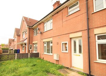 Thumbnail 3 bed terraced house to rent in Daylands Avenue, Conisborough, Doncaster