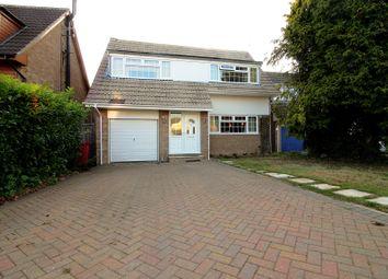 Kidmore Road, Caversham, Reading RG4. 4 bed detached house