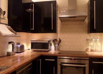 Thumbnail 1 bed flat to rent in Pirrie Street, Edinburgh
