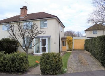 Meadow Road, Farnborough, Hampshire GU14. 3 bed semi-detached house for sale