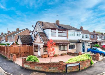 Thumbnail 3 bed semi-detached house for sale in Sycamore Avenue, Haydock, St. Helens