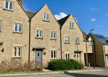 Thumbnail 3 bed terraced house for sale in Savory Way, Cirencester