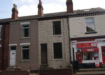 Thumbnail 4 bedroom terraced house to rent in Aberford Road, Stanley, Wakefield