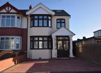 6 bed terraced house for sale in Norbury Gardens, Chadwell Heath, Romford RM6