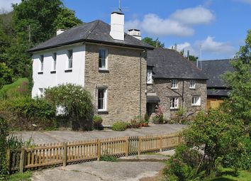 Thumbnail 5 bed farmhouse for sale in Diptford, Totnes