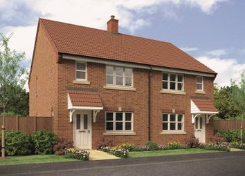 Thumbnail 3 bed mews house for sale in Chestnut Grove, Loxley Road, Wellesbourne, Warwickshire