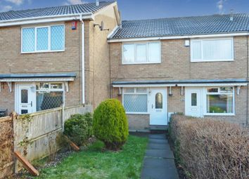 Thumbnail 2 bed terraced house to rent in New Park Croft, Farsley, Pudsey