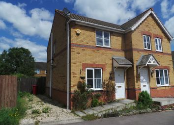 Thumbnail 2 bed semi-detached house to rent in Bedford Way, Scunthorpe