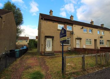 Thumbnail 2 bed end terrace house for sale in Union Street, New Stevenston, Motherwell