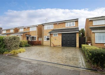 Thumbnail 4 bed detached house for sale in Rede Court Road, Strood, Kent