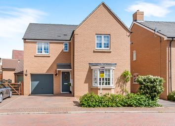 Thumbnail 4 bed detached house for sale in Oak Lane, Kings Cliffe, Peterborough