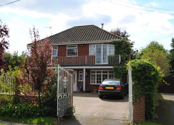 Thumbnail 4 bed detached house for sale in Caistor Road, New Barnetby, North Lincolnshire