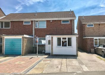 Thumbnail 4 bed end terrace house for sale in Flamingo Crescent, Weston-Super-Mare