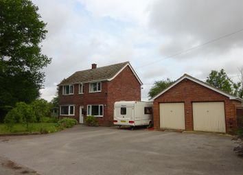 Thumbnail 3 bed detached house for sale in Clay Hill Lane, Wattisham, Ipswich