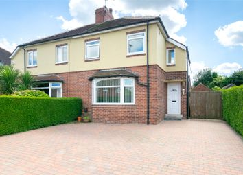 3 bed semi-detached house for sale in Barleyhill Road, Garforth, Leeds, West Yorkshire LS25