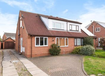 Thumbnail 4 bed semi-detached house for sale in Wicstun Way, Market Weighton, York