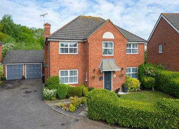 Thumbnail 4 bedroom detached house for sale in Waltham Close, Willesborough Lees, Ashford