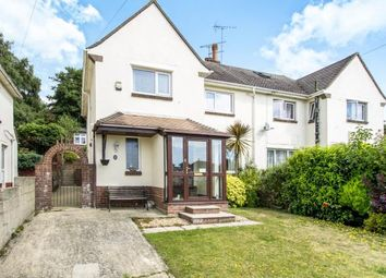 Thumbnail 3 bedroom semi-detached house for sale in Central Avenue, Parkstone, Poole