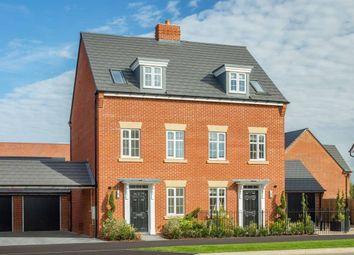 "Thumbnail 3 bed semi-detached house for sale in ""Greenwood"" at Aylesbury Road, Bierton, Aylesbury"