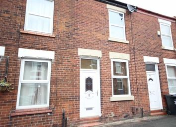 Thumbnail 2 bedroom terraced house to rent in Victoria Road, Stockport, Cheshire