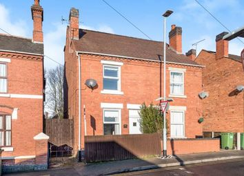 Thumbnail 3 bed semi-detached house for sale in Newhall Street, Cannock, Staffordshire