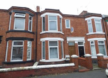 Thumbnail 6 bedroom terraced house for sale in Lawton Street, Crewe