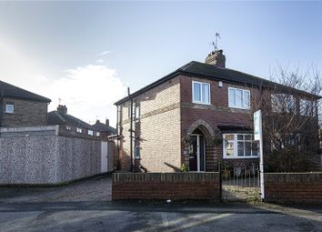 Thumbnail 3 bed semi-detached house for sale in Lime Tree Avenue, Pontefract, West Yorkshire