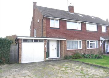 Thumbnail 3 bed semi-detached house for sale in Farm Way, Bushey