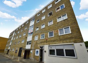 Thumbnail 3 bed flat for sale in Scott Lidgett Crescent, London