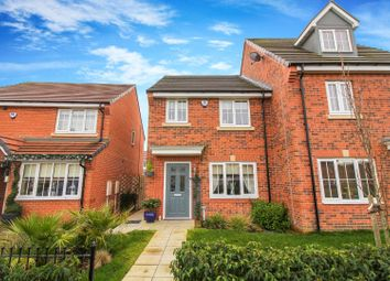 Thumbnail 3 bed semi-detached house for sale in Ambridge Way, Seaton Delaval, Whitley Bay