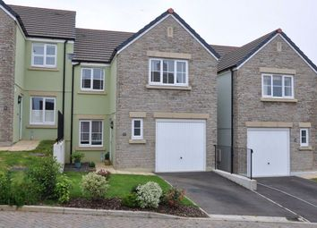Thumbnail 4 bed semi-detached house to rent in Mena Chinowyth, Falmouth