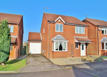 Thumbnail 4 bed detached house for sale in Hogarth Road, Thurcaston, Leicestershire