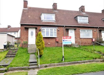 Thumbnail 2 bed property to rent in Oakridge Road, Ushaw Moor, Durham